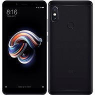Xiaomi Redmi Note 5 LTE 32 GB Black - Mobilní telefon