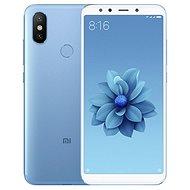 Xiaomi Mi A2 128GB LTE Modrý - Mobilní telefon