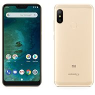 Xiaomi Mi A2 Lite 32GB LTE Zlatý - Mobilní telefon