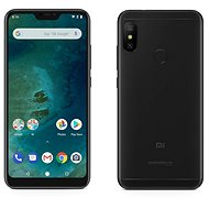 Xiaomi Mi A2 Lite 64GB LTE Black - Mobile Phone