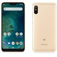 Xiaomi Mi A2 Lite 64GB LTE Zlatý - Mobilní telefon