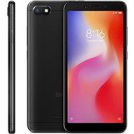 Xiaomi Redmi 6A 32GB LTE Černý - Mobilní telefon
