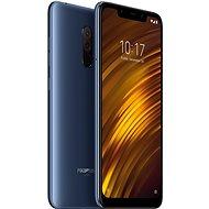 Xiaomi Pocophone F1 LTE 64GB Blue - Mobile Phone