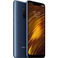 Xiaomi Pocophone F1 LTE 128GB modrá - Mobilní telefon