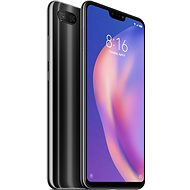 Xiaomi Mi 8 Lite 128GB LTE black - Mobile Phone
