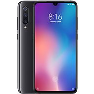 Xiaomi Mi 9 LTE 64GB Black - Mobile Phone