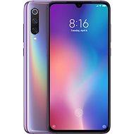 Xiaomi Mi 9 LTE 128GB fialová - Mobilní telefon