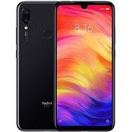 Xiaomi Redmi Note 7 LTE 32GB Black - Mobile Phone