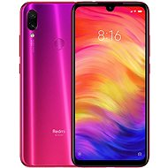 Xiaomi Redmi Note 7 LTE 32GB Red - Mobile Phone