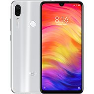 Xiaomi Redmi Note 7 LTE 128GB bílá - Mobilní telefon