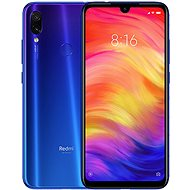 Xiaomi Redmi Note 7 LTE 128GB Blue - Mobile Phone