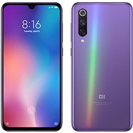 Xiaomi Mi 9 SE LTE 64GB purple - Mobile Phone