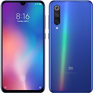 Xiaomi Mi 9 SE LTE 128GB blue - Mobile Phone