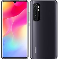 Xiaomi Mi Note 10 Lite LTE 64GB Black - Mobile Phone