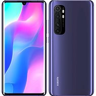Xiaomi Mi Note 10 Lite LTE 64GB Purple - Mobile Phone