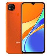 Xiaomi Redmi 9C 32GB oranžová - Mobilní telefon