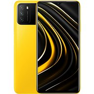 Xiaomi POCO M3 64GB Yellow - Mobile Phone