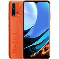 Xiaomi Redmi 9T 64GB oranžová - Mobilní telefon
