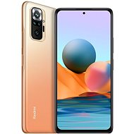 Xiaomi Redmi Note 10 Pro 6GB/128GB Gradient Bronze - Mobile Phone