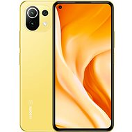 Xiaomi Mi 11 Lite 5G 6GB/128GB žlutá - Mobilní telefon