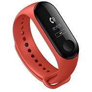 Xiaomi Mi Band 3 červený - Fitness náramek