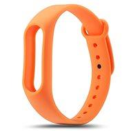 Apei Mi Band 2 náramek oranžový - řemínek