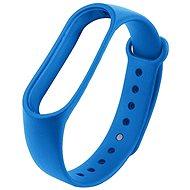 Apei pro Xiaomi Mi Band 3 náramek modrý - řemínek