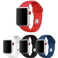 Apei sada náhradních náramků č. 3 pro Apple Watch 38/40 mm - Řemínek