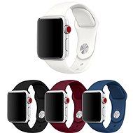 Apei sada náhradních náramků č. 8 pro Apple Watch 42/44 mm - Řemínek