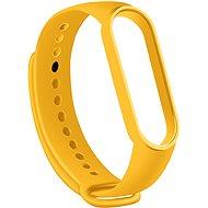 Apei pro Xiaomi Mi Band 5 žlutý - Řemínek