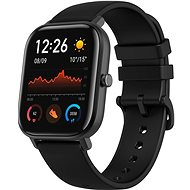 Xiaomi Amazfit GTS Black - Chytré hodinky