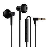 Xiaomi Mi Dual Driver Earphones Black - Headphones