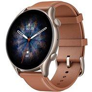 Amazfit GTR 3 Pro Brown - Chytré hodinky
