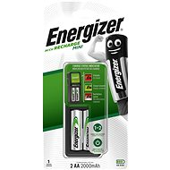 Energizer Mini AA + 2AA Power Plus 2000 mAh - Nabíječka a náhradní baterie