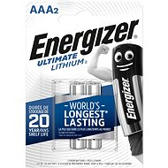 Jednorázová baterie Energizer Ultimate Lithium AAA/2