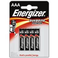Jednorázová baterie Energizer Alkaline Power AAA/4