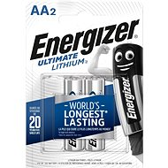 Jednorázová baterie Energizer Ultimate Lithium AA/2