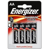 Jednorázová baterie Energizer Alkaline Power AA/4