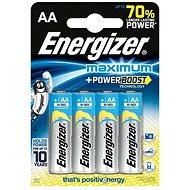 Energizer Maximum Tužka AA 4ks - Baterie