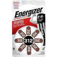 Energizer 312 DP-8 pro audioprotetiku - Knoflíkové baterie