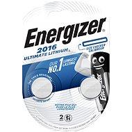 Energizer Ultimate Lithium CR2016 2pack - Knoflíkové baterie