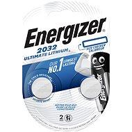 Energizer Ultimate Lithium CR2032 2pack - Knoflíkové baterie
