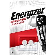 Energizer Speciální alkalická baterie LR43 / 186 2 kusy - Knoflíkové baterie