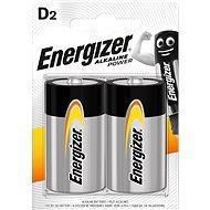 Energizer Alkaline Power D/2 - Jednorázová baterie