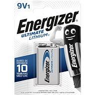 Jednorázová baterie Energizer Ultimate Lithium 9V