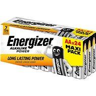 Jednorázová baterie Energizer Alkaline Power AA 24ks - Jednorázová baterie