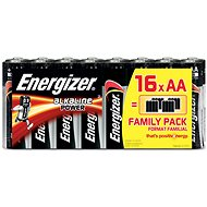 Energizer Alkaline Power Family pack AA 16pack