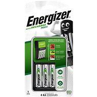 Energizer MAXI charger + 4x AA 2000mAh NiMH - Nabíječka