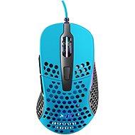 XTRFY Gaming Mouse M4 RGB Modrá - Herní myš