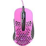 XTRFY Gaming Mouse M4 RGB Růžová